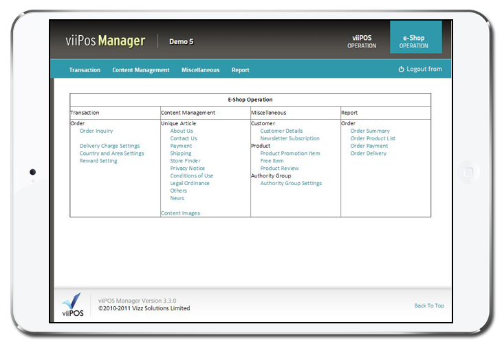 viiManager-Main-Menu-2